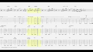 Bass&Vo.→ http://youtu.be/QSRi1m67B_8 コード譜(帳太郎さん) http://anison-chord.seesaa.net/article/407005372.html 作詞 - 分島花音 / 作曲 - カヨコ / 編曲 ...