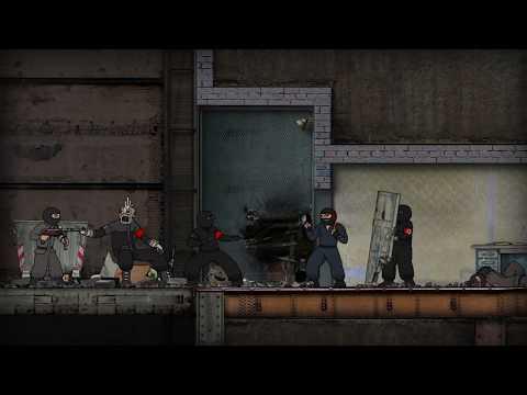 Ninja Action 7 (отрывок демо)