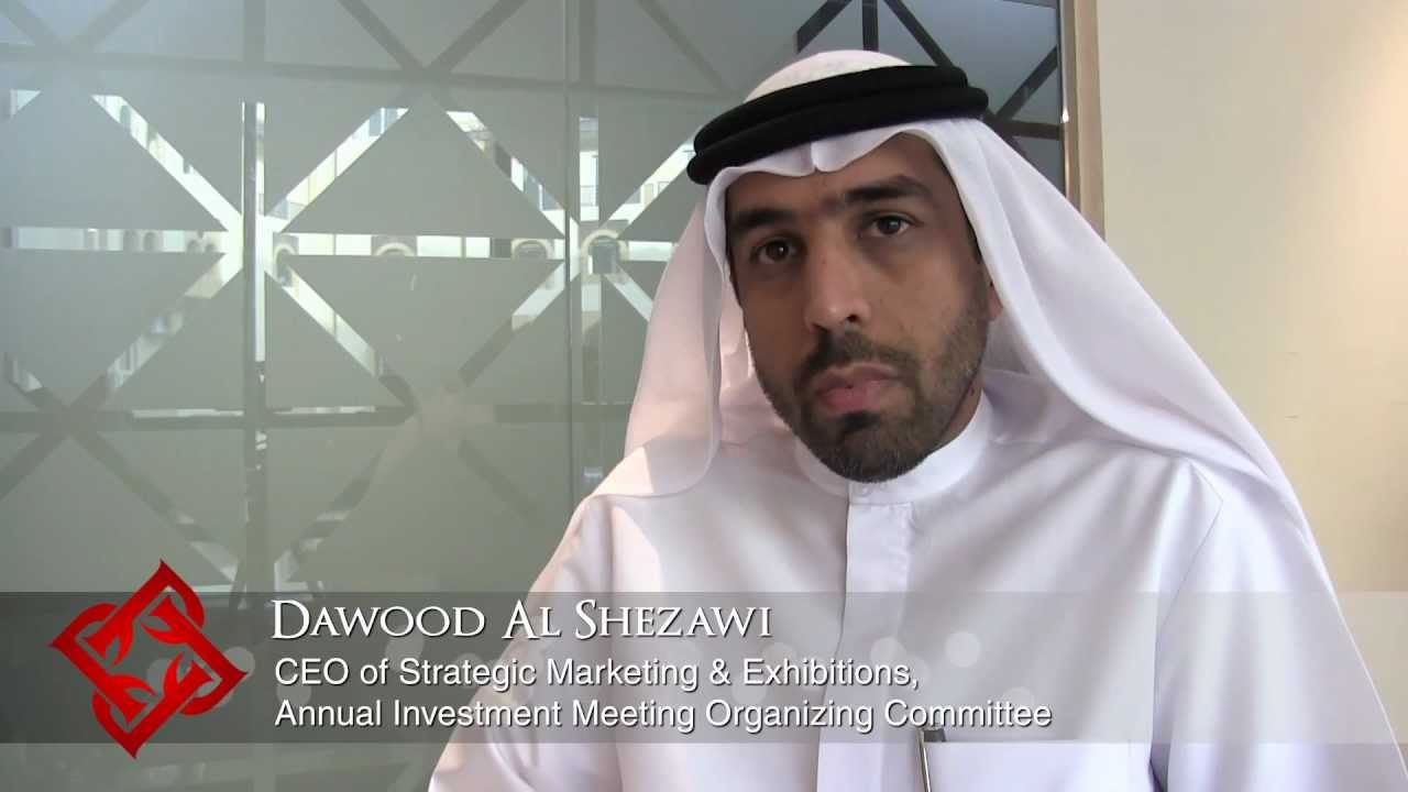 Dawood Al Shezawi, CEO Of Strategic Marketing