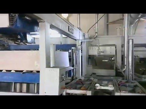 Производство фиброцементных плит
