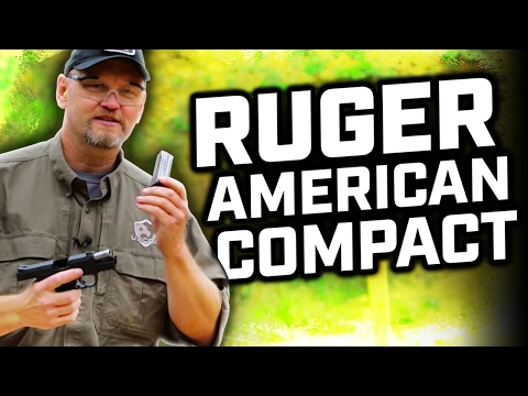 USCCA Gun Vault - The Ruger American Compact 9mm Review