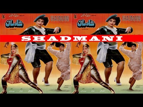 SHADMANI (1990) - SULTAN RAHI, ANJUMAN, MUSTAFA QURESHI & RANGEELA - FULL MOVIE thumbnail