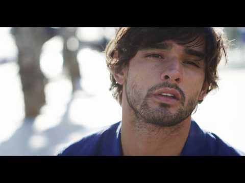 Marlon Teixeira - The new fragrance for Jimmy Choo 'Man Blue'