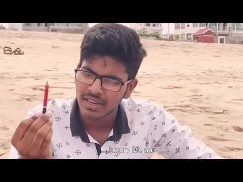 """LIVE 100""   shortfilm/chaitanya vaddi/sathyabama university/iphone 7"