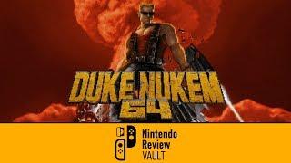 [Nintendo Review VAULT] Duke Nukem 64 (N64)
