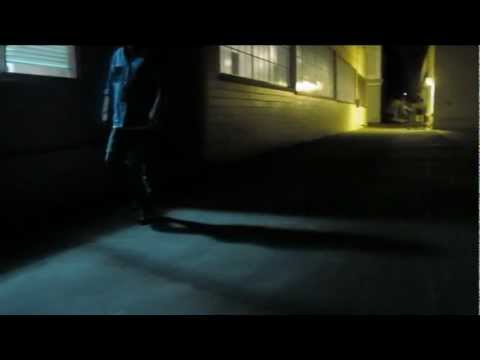 SILLY VIDEO - Wishbone Ash tribute  --  Palo Alto back-alley after dark
