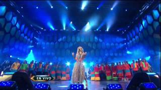 Shakira en Vivo Waka Waka - World Cup - Mundial FIFA 2010 South Africa - Live Sudafrica HD(Shakira - Waka Waka - performing live World cup - en Vivo - Mundial FIFA 2010 South Africa HD كليب شاكيرا في حفل إفتتاح كأس العالم جنوب افريقيا..., 2010-06-11T03:07:35.000Z)