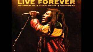 Bob Marley   Could You Be Loved Live Forever  September 23, 1980 Stanley Theatre, Pittsburgh PA