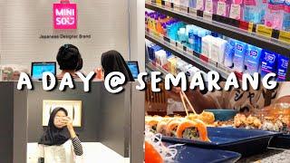 a day in semarang 🌤🌻 || nvlogs #11