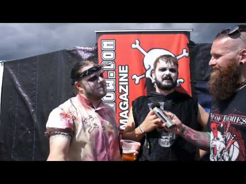Evil Scarecrow Bloodstock Interview 2014