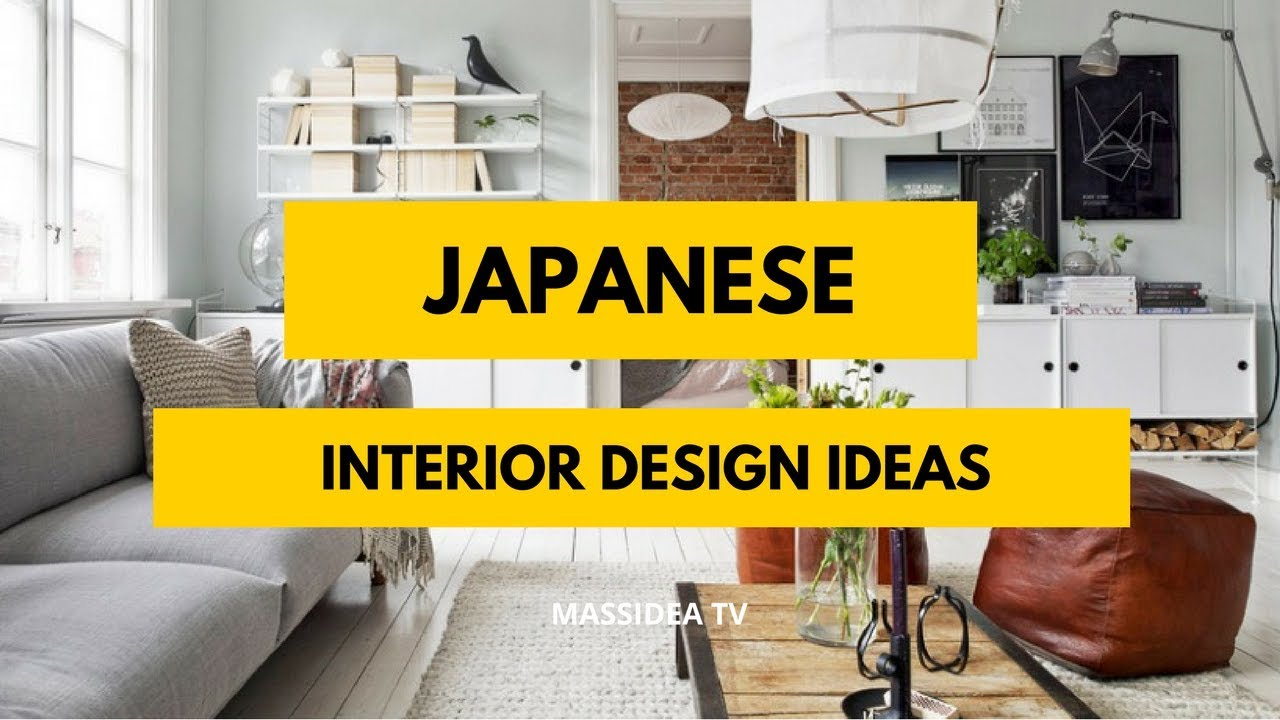 50+ Amazing Japanese Small Space Interior Design Ideas ...