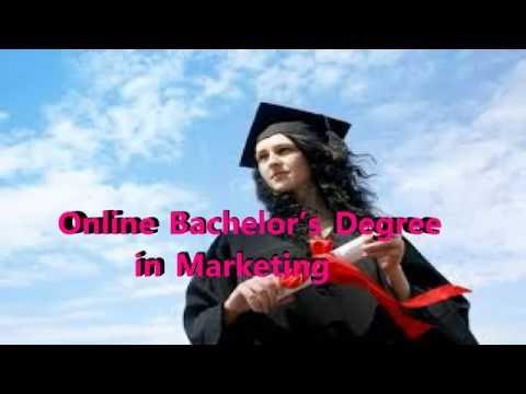 Online Bachelor's Degree in Marketing  Best Online Degree Programme & Begining Salary in the world