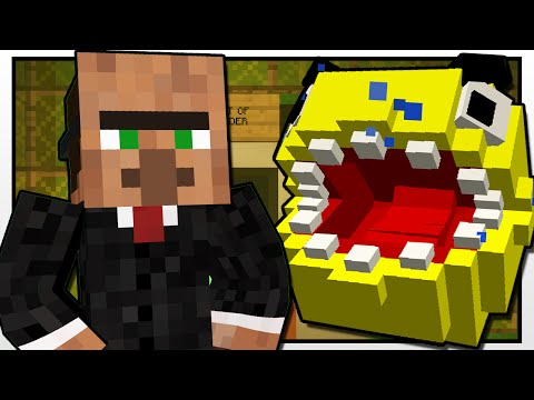 Thumbnail: Minecraft | THE FORBIDDEN ARCADE MACHINE!! | Custom Mod Adventure