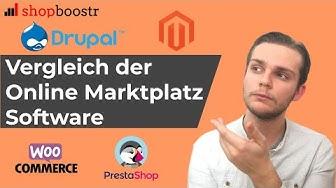 Online Marktplatz Software: Vergleich der besten Anbieter [2019]