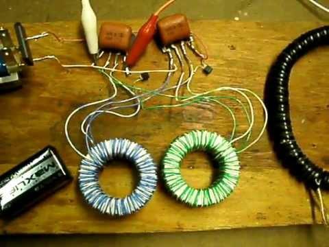 mini tesla coil instructions
