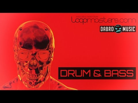 'Drum And Bass' By DABRO Music - Drum & Bass Sample And Loops