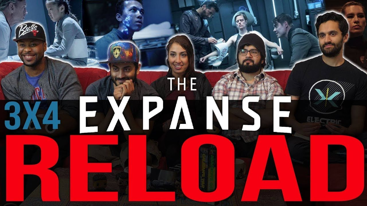 Download The Expanse - 3x4 Reload - Group Reaction