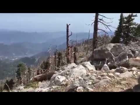 Crystal Lake to Mt. Islip Loop