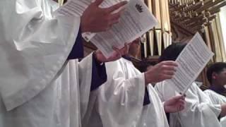 "W. A. Mozart ""Veni, Sancte Spiritus"" (Alleluia)"