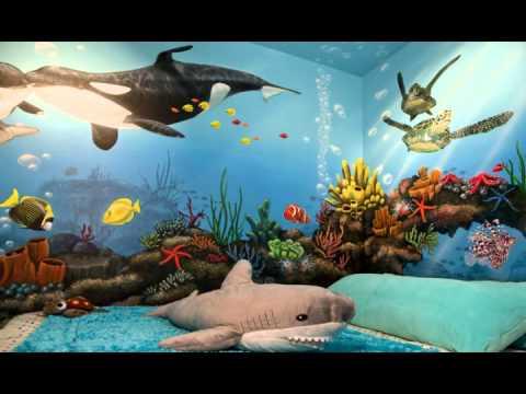 Adamu0027s Under The Sea Room   YouTube Part 28