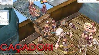 Ragnarok- Quest Mudança de classe: Caçador