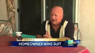Northern California homeowner sues mortgage company and wins