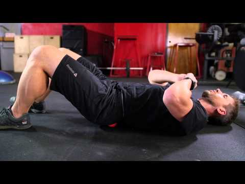 Using WODFitters Mobility Lacrosse Balls 3 Massage Balls For Myofascial Release For Cross Training