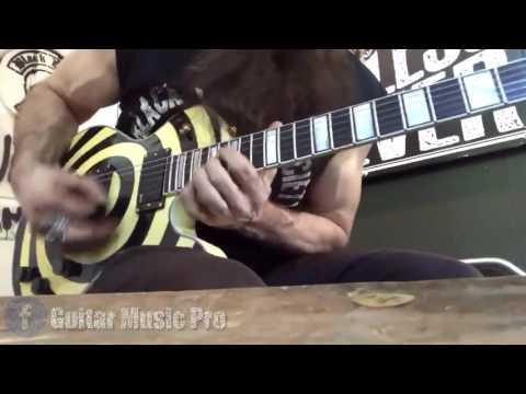 Hellraiser Guitar Solo     Zakk Wylde