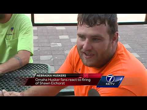 Omaha Husker fans react to firing of Shawn Eichorst