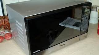 Panasonic Microwave Oven NN-SN686S Review - The Best Countertop Microwave For The Money