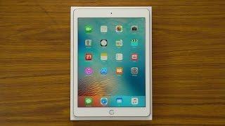 "Apple iPad Pro 9.7"" 128GB Silver WiFi | First Setup & Quick Look"