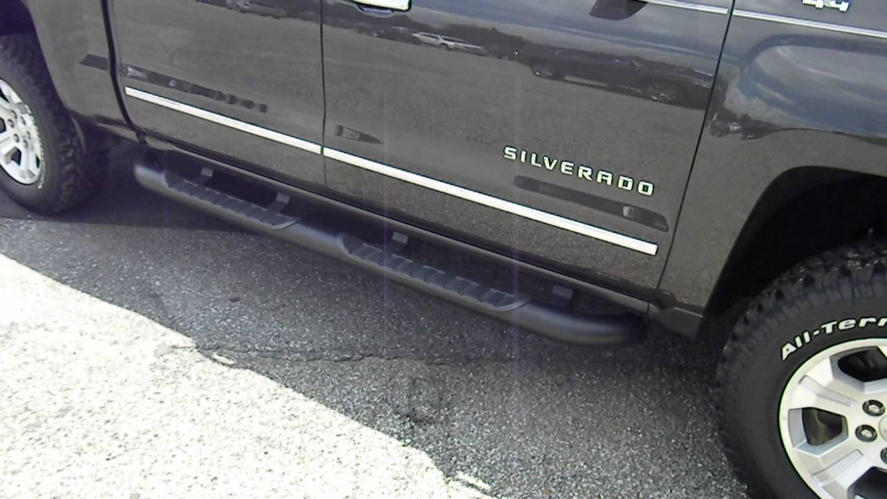 2014 Chevrolet Silverado 1500 LTZ 4WD BFG Package - YouTube