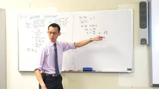 Greatest Binomial Coefficient (5 of 5: Locating & evaluating the coefficient)