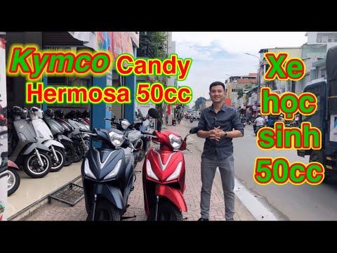 Kymco candy hermosa 50cc 2020/ Xe học sinh 50cc tốt nhất - Nam hihi