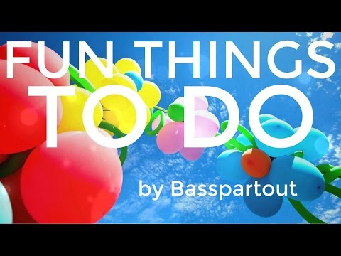 Fun Things To Do - Happy Upbeat Instrumental Background Music For Video