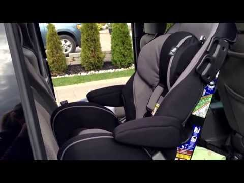 Installing Safety First Complete Air Car Seat