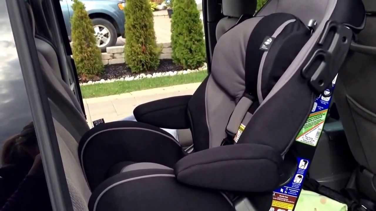 Alpha Elite Car Seat Recall