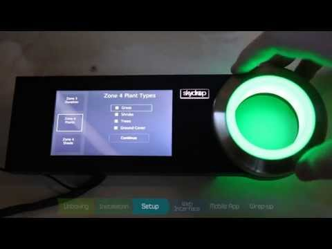 Skydrop Smart Sprinkler Controller - Unboxing, Installation, & Review