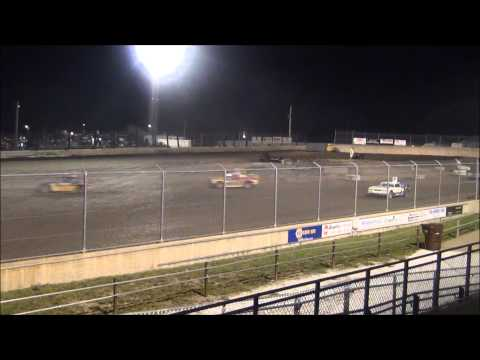 Warren County Speedway Open Main 9 25 15