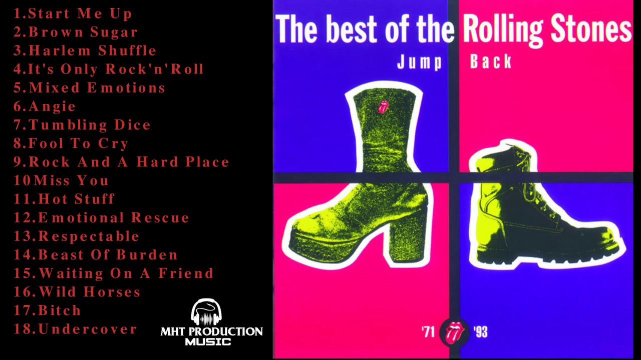 The Rolling Stones - The Very Best Of The Rolling Stones ...