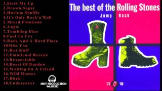 The Rolling Stones greatest hits    Album Jump Back 2017    The Best Of The Rolling Stones
