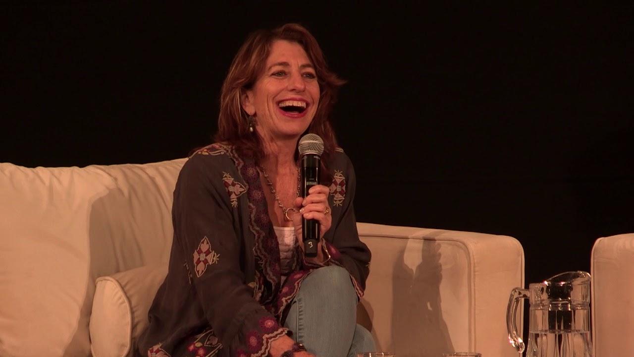 Part 2, Barbara Brown Taylor moderator, with Mirabai Starr and Rami Shapiro
