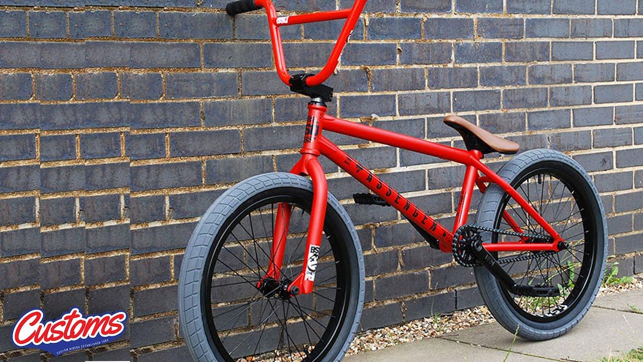 bsd passenger custom bmx bike check youtube