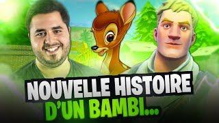 🔥 LA NOUVELLE HISTOIRE D'UN BAMBI