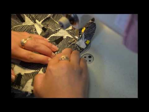 Видео Ремонт детская одежда