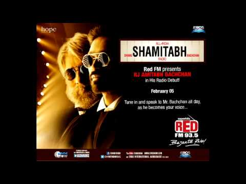 RJ Amitabh Bachchan Makes His Debut On All India Shamitabh Radio - Allahabad