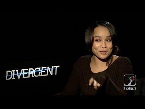 Zoë Kravitz discusses her role in DIVERGENT