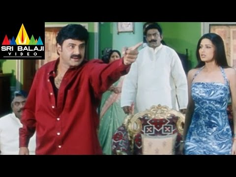 Palanati Brahmanaidu Movie Balakrishna and Jp | Bala Krishna, Sonali Bendre | Sri Balaji Video