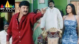 Palanati Brahmanaidu Movie Balakrishna and Jp | Bala Krishna, Sonali Bendre | Sri Balaji Video
