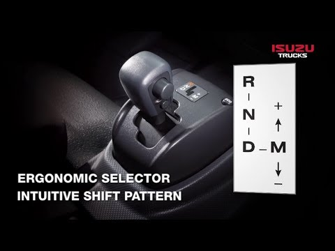 Isuzu F Series Demonstration & Explanation 6: AMT Introduction - Isuzu Australia Limited